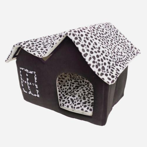 New Dog Soft Bed M House Washable Mat M
