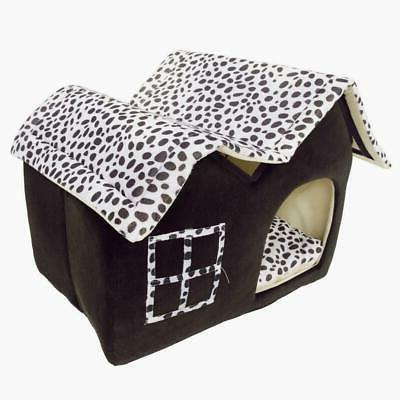 new pet dog soft bed m house