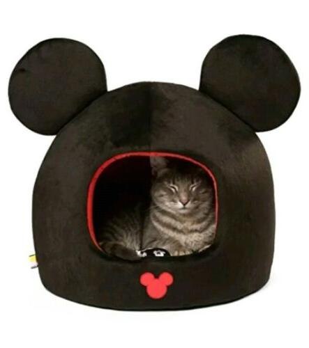 """NWT NEW MOUSE BLACK & PET DOG OR HOUSE DOME 16""""x16""""x18"""""""
