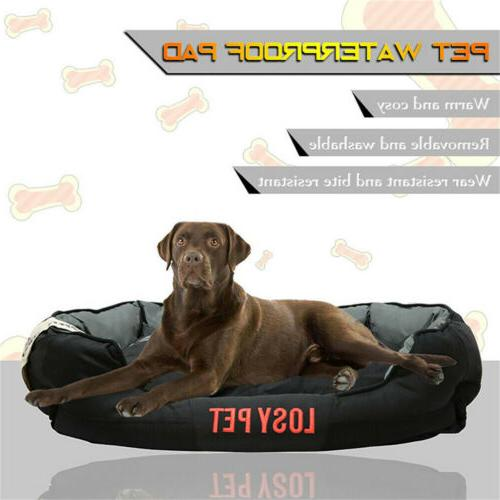 Orthopedic Dog Bed Large Small Pet Breed