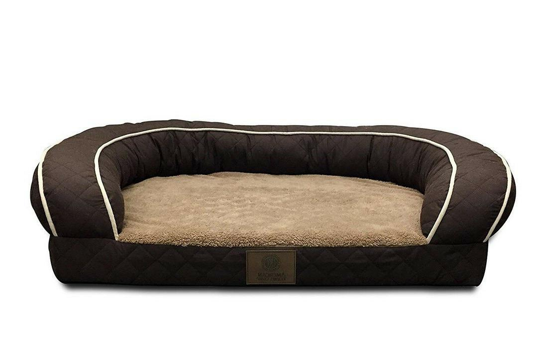 Orthopedic Bed Sofa Removable Breeds Floor