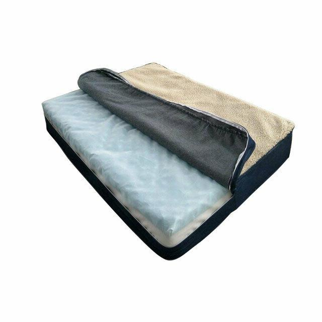Orthopedic Memory Foam Large Small Removable Washable