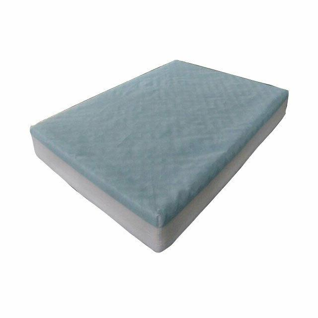 Luxury Memory Bed Gel Infused Large Removable Washable