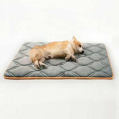 orthopedic dog crate mat for small medium