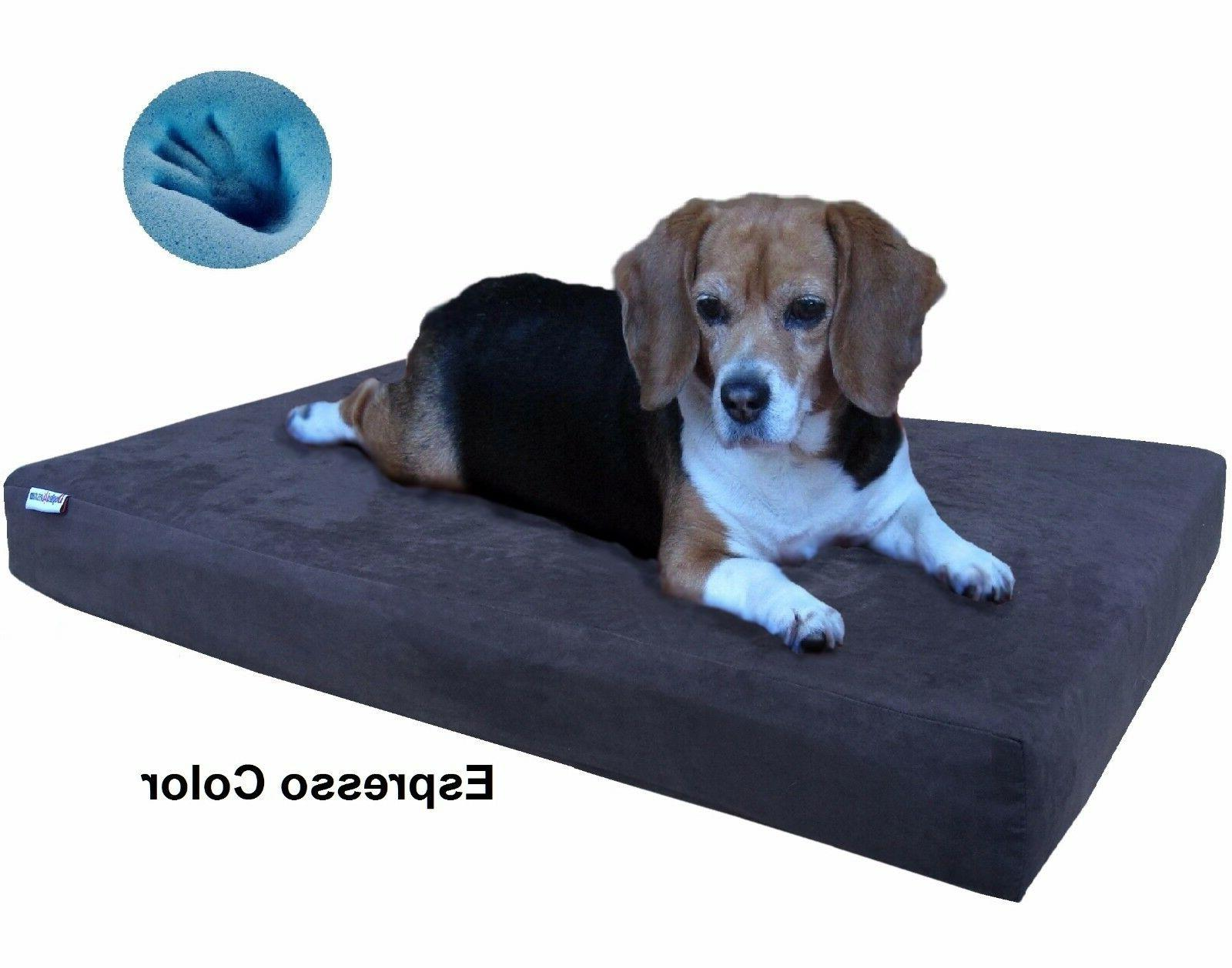 Dogbed4less Foam Pet to Dog Size