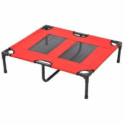 """Pawhut 36"""" Elevated Bed Pet"""