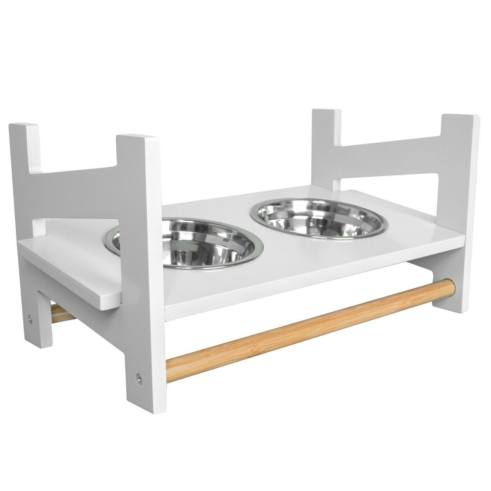 FurHaven Adjustable Stand for Dogs