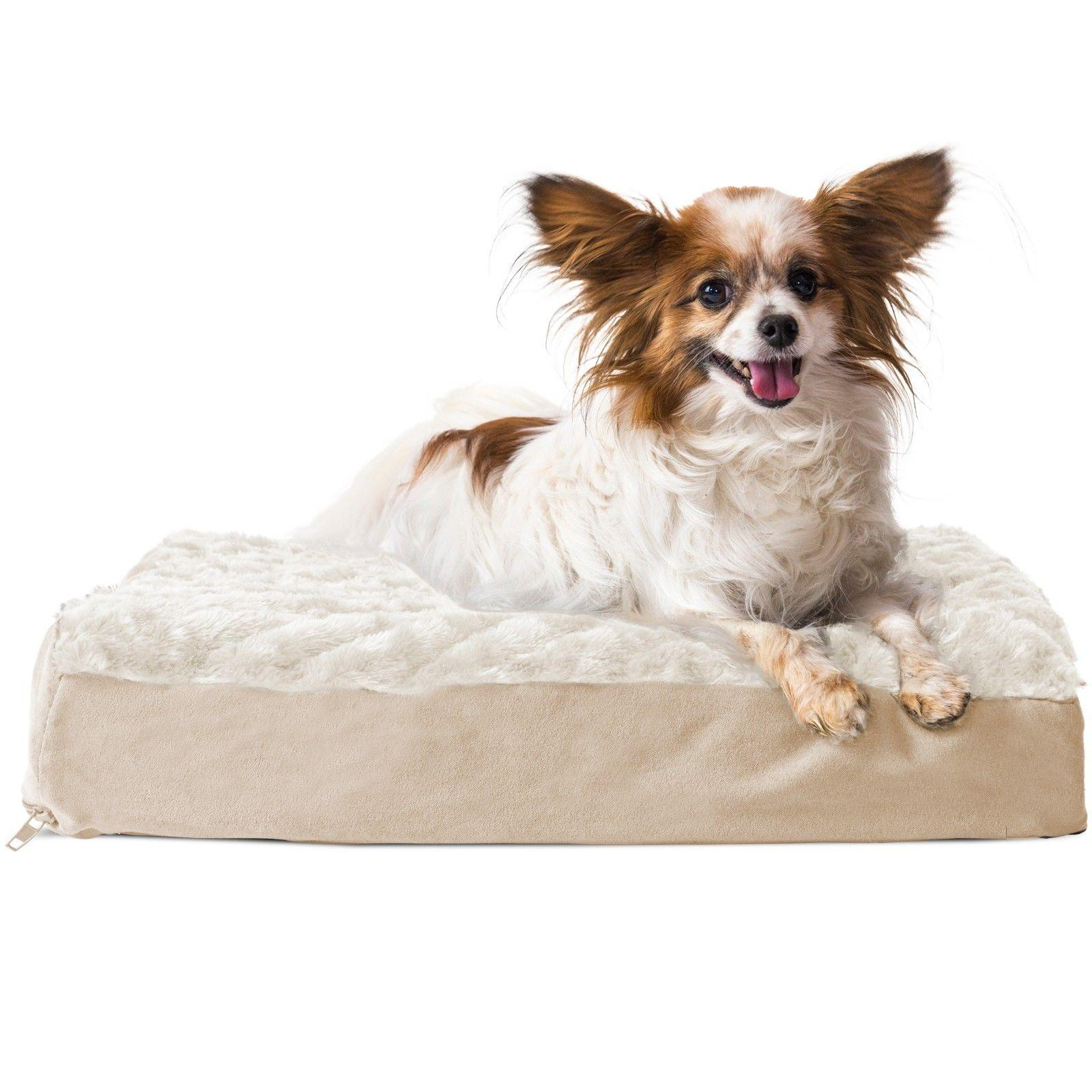 FurHaven Deluxe Mat Dog Bed