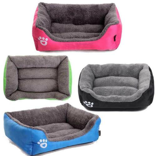 pet bed dog cat cushion house puppy