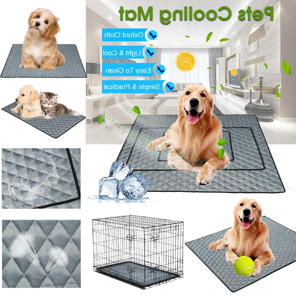 Pet Cool Pad For Summer Cat Puppy
