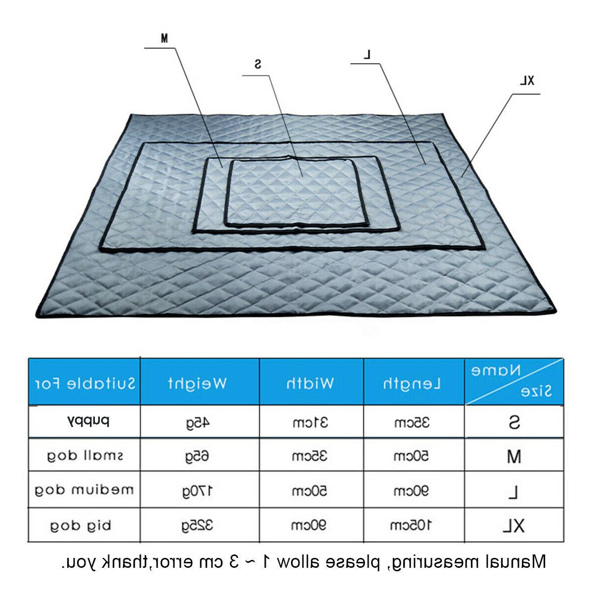 Pet Mat Cool Pad For Puppy