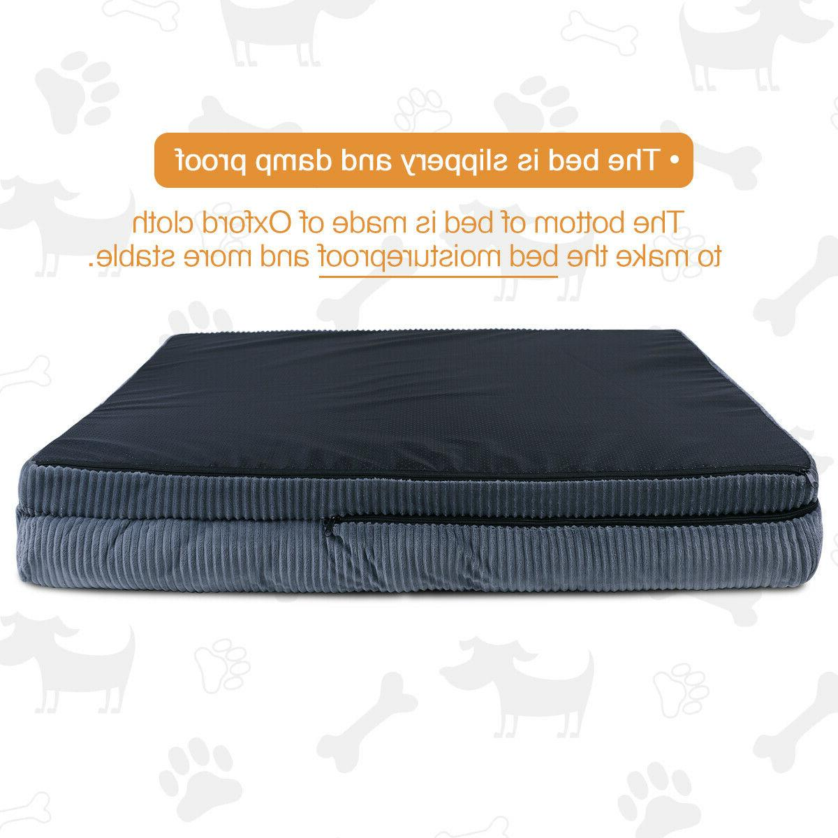 Pet Orthopedic Quilted Pet Dogs