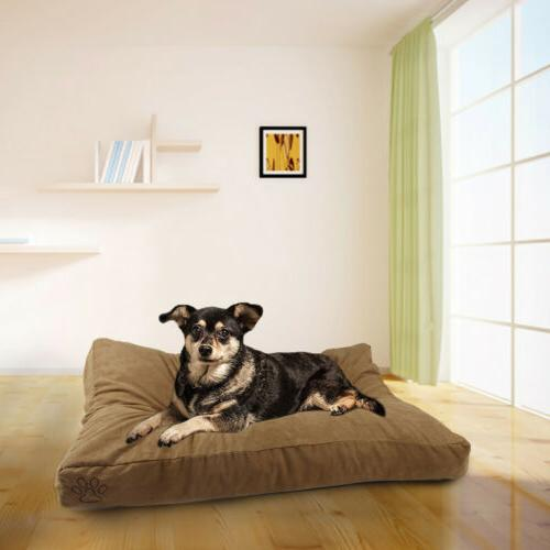 Pet Dog Cat Bed Cover Only Pup Nest Replacement Washable Pad