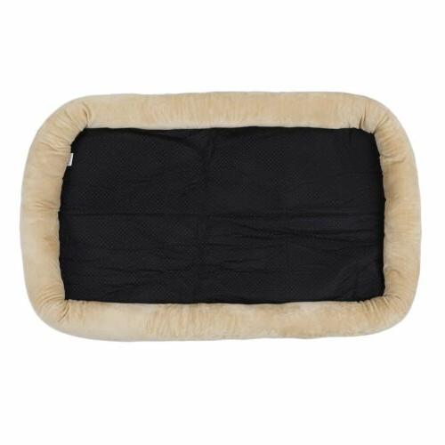 Pet Dog Cushion Mat Crate Cozy Warm Soft House