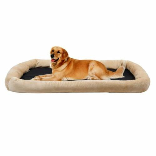 Pet Dog Cat Cushion Pad Crate House L-XXL SK