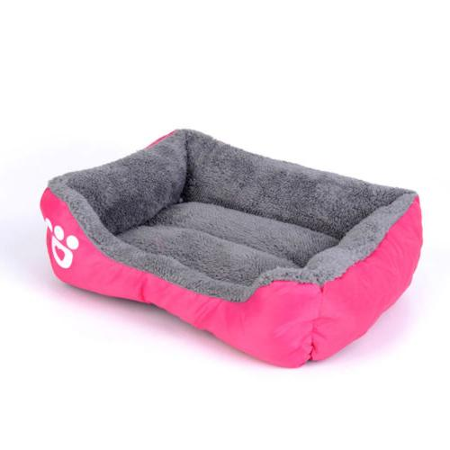 Pet Cat Puppy Kennel Sofa Blanket Washable