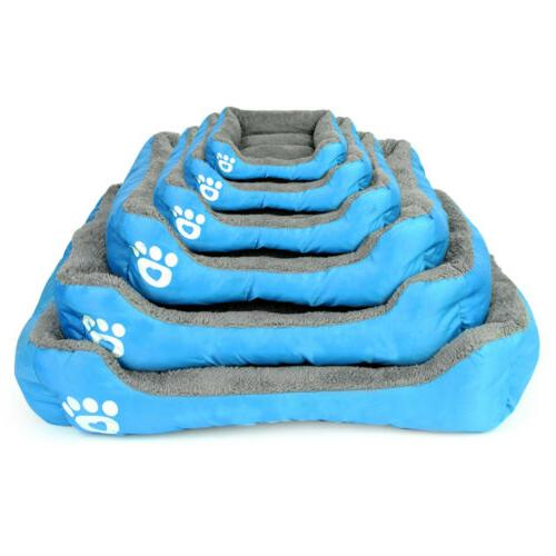 Pet Soft Kennel Mat Blanket Puppy Winter