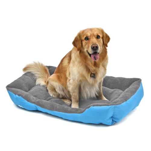 Pet Bed Soft Kennel Blanket Winter Gift