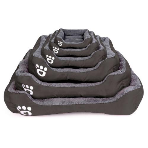 Pet Dog Cat Soft Blanket Cushion Winter Gift