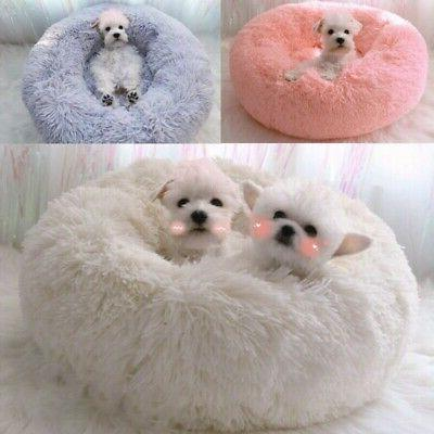 pet cat dog warm round nest soft