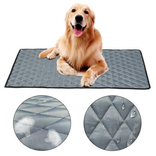 Pet Cooling Non-Toxic Pad Pet Bed For Cat