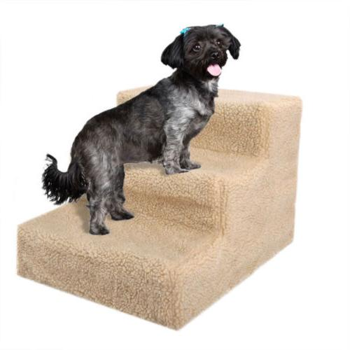 Pet Gear Easy 3 Stairs Ladder or Bed