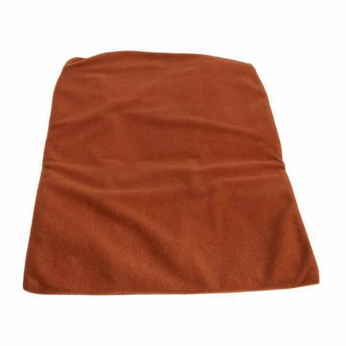 Pet Pad Bed Warmer Electric Heating Cushion Pet Dog Cat Safe Brown