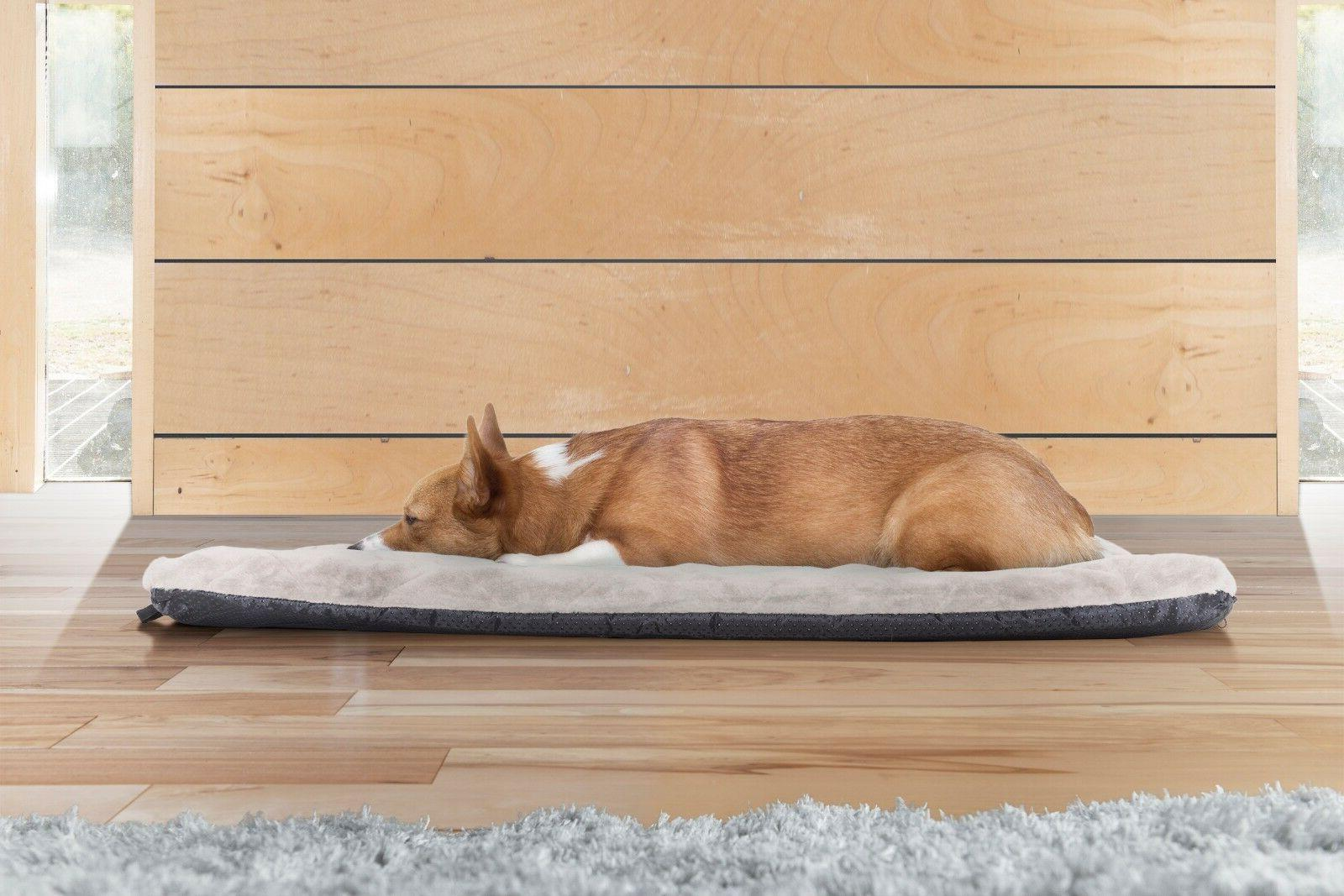 pet nap crate kennel orthopedic pet bed
