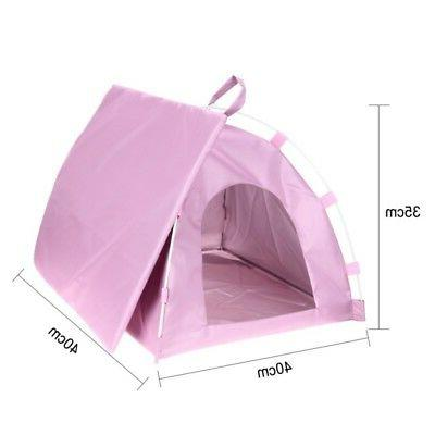 Pet Puppy Portable Home Sleeping Tent