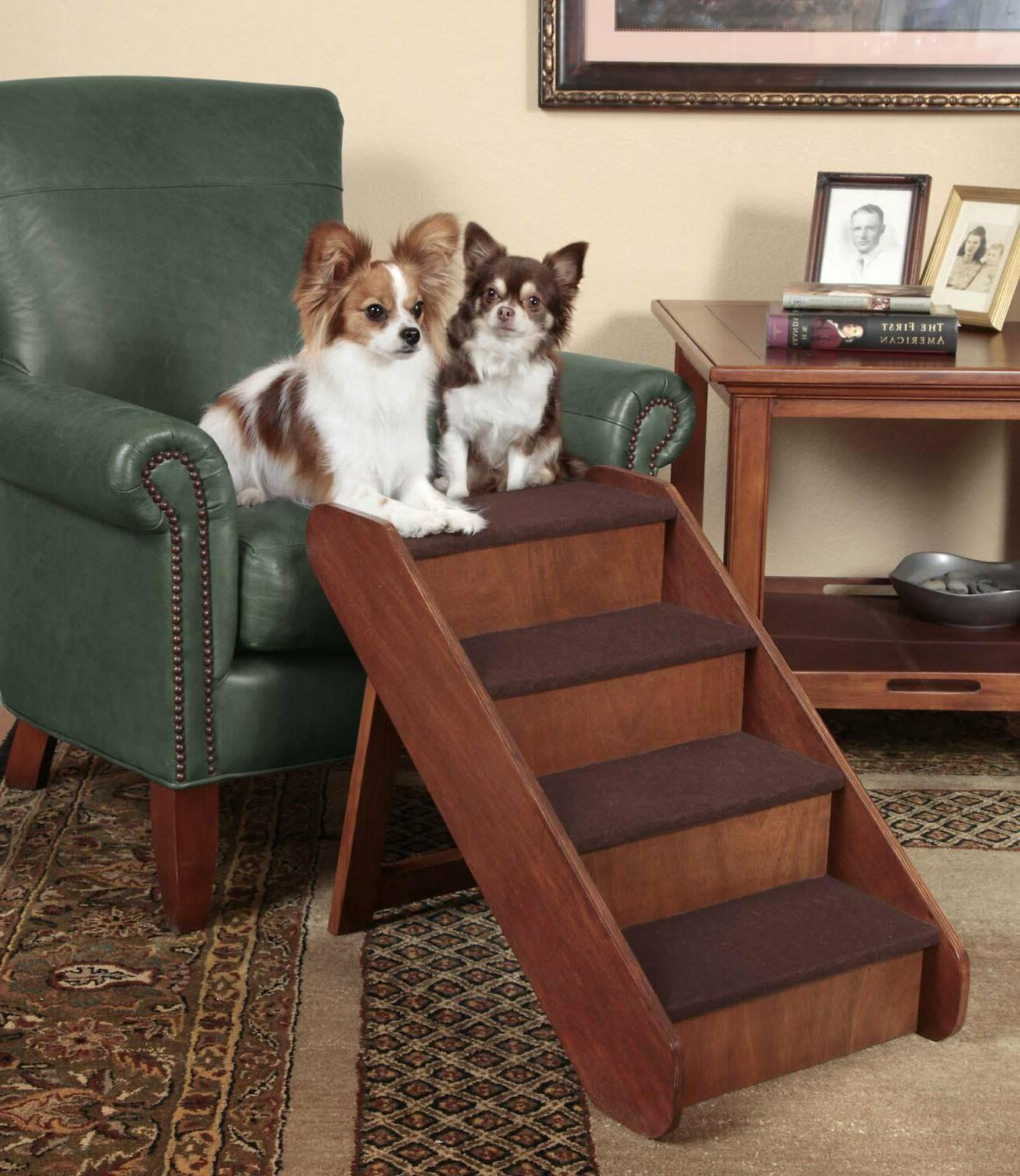Pet Stairs Handmade Dog Cat to 200 Pounds
