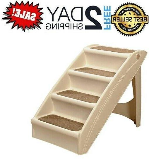 Pet Stairs Puppy Medium Small Dogs Or Cats Older Pets Ramp F