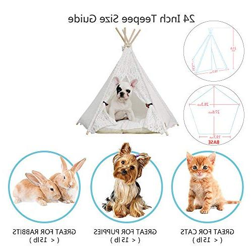 Dog Cat Bed - Portable Pet & Houses for Dog & Style 24 no