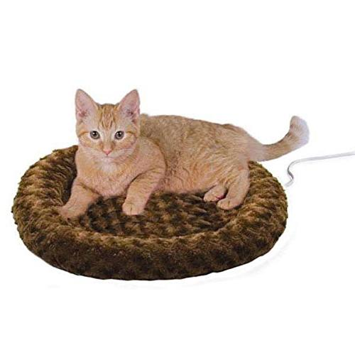 pet thermo kitty splash bed