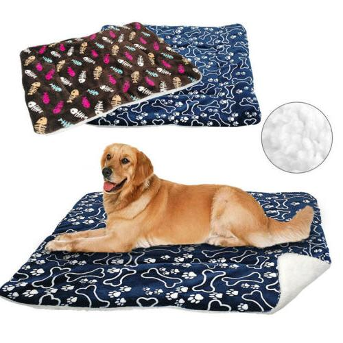 Pet Washable Home Mattress Kennel Mat