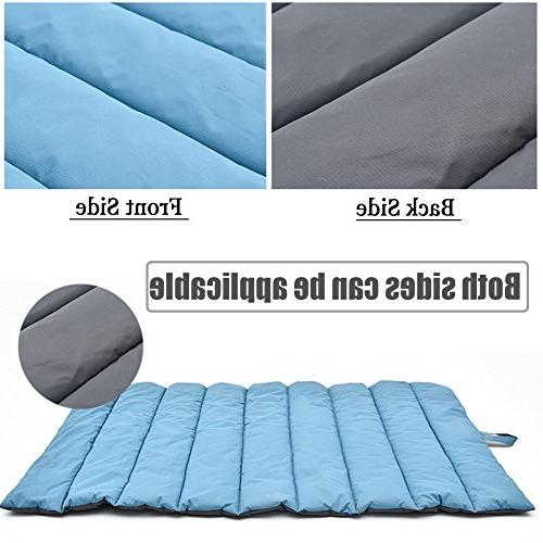 Lifepul TM Pets Mat, Ultra & In Large Puppy Cat Bed Blankets for Outdoor Use - Perfect Funiture, Floors, Car Seats, Couches