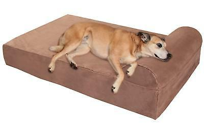 """Big Barker 7"""" Orthopedic Dog Bed with Pillow-Top  