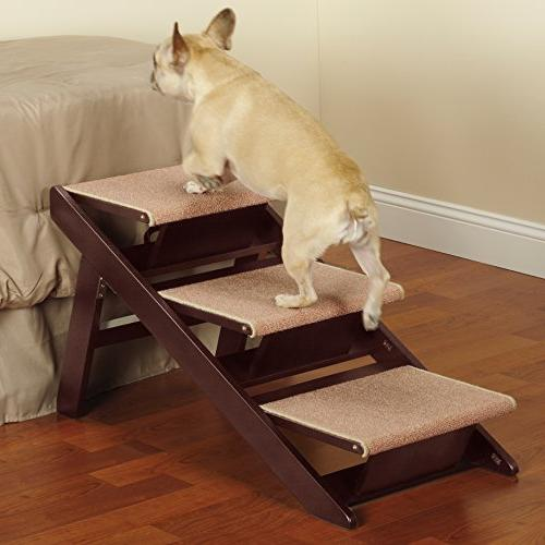 Pet Studio Pine Dog RampSteps, 3