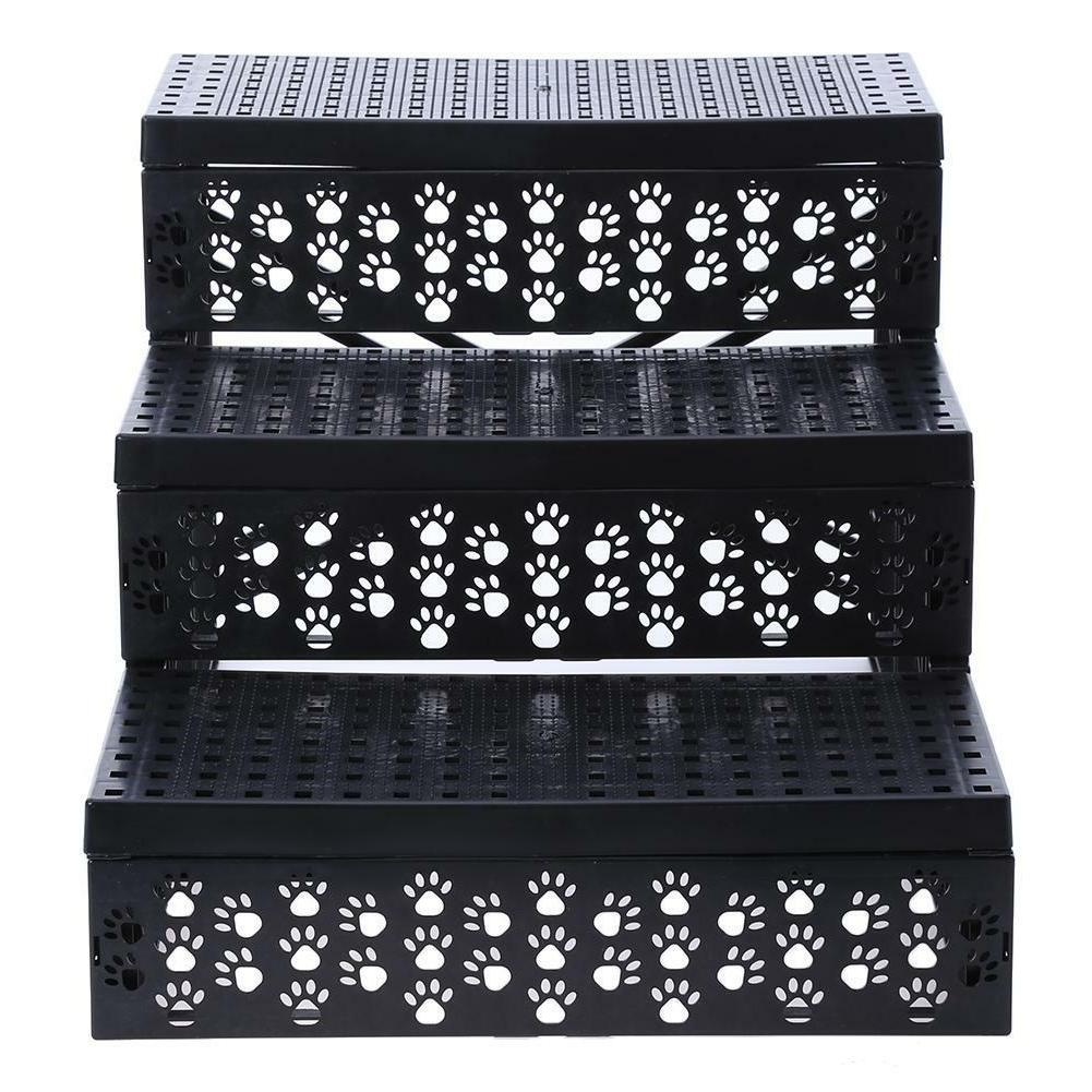 Portable Steps Stairs Cat Ladder Removable Mat