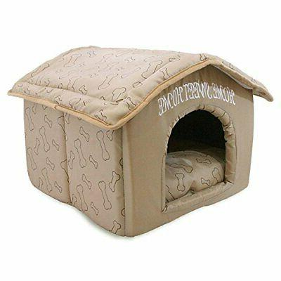 portable indoor pet house perfect for cats