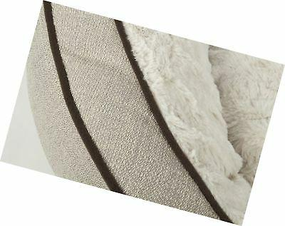 Sterling Cooling Memory Plush with Woven Beige