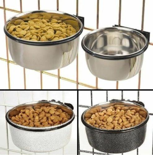 proselect stainless bowl dog cats birds food