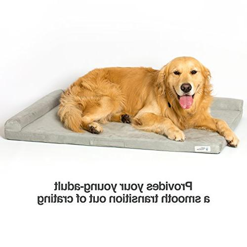 PetFusion Puppy Crate inch with Waterproof liner cover cover