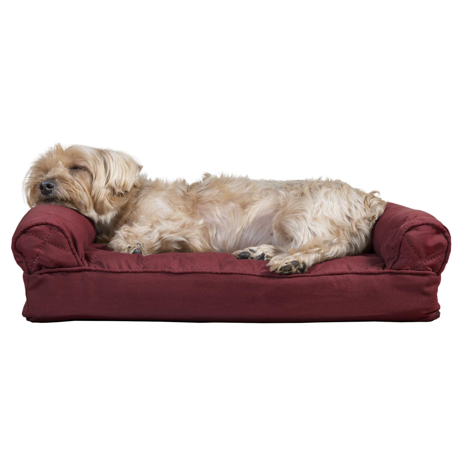 FurHaven Pillow Dog Bed