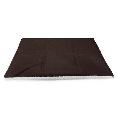 S/L Dog Mat Bed Heating Thermal Home US