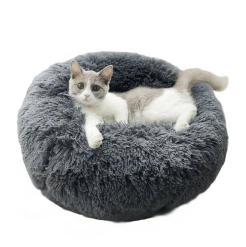 Cat Comfortable Round Small Dog