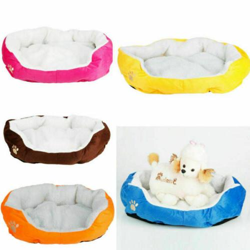 small medium pet bed dog cat puppy
