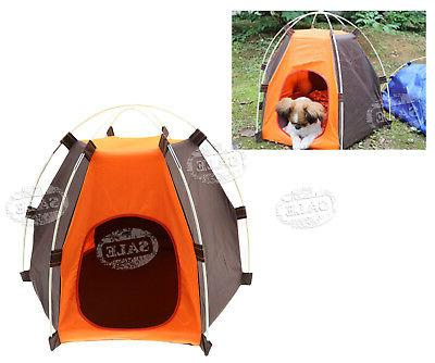 small pet cat dog tent outdoor house