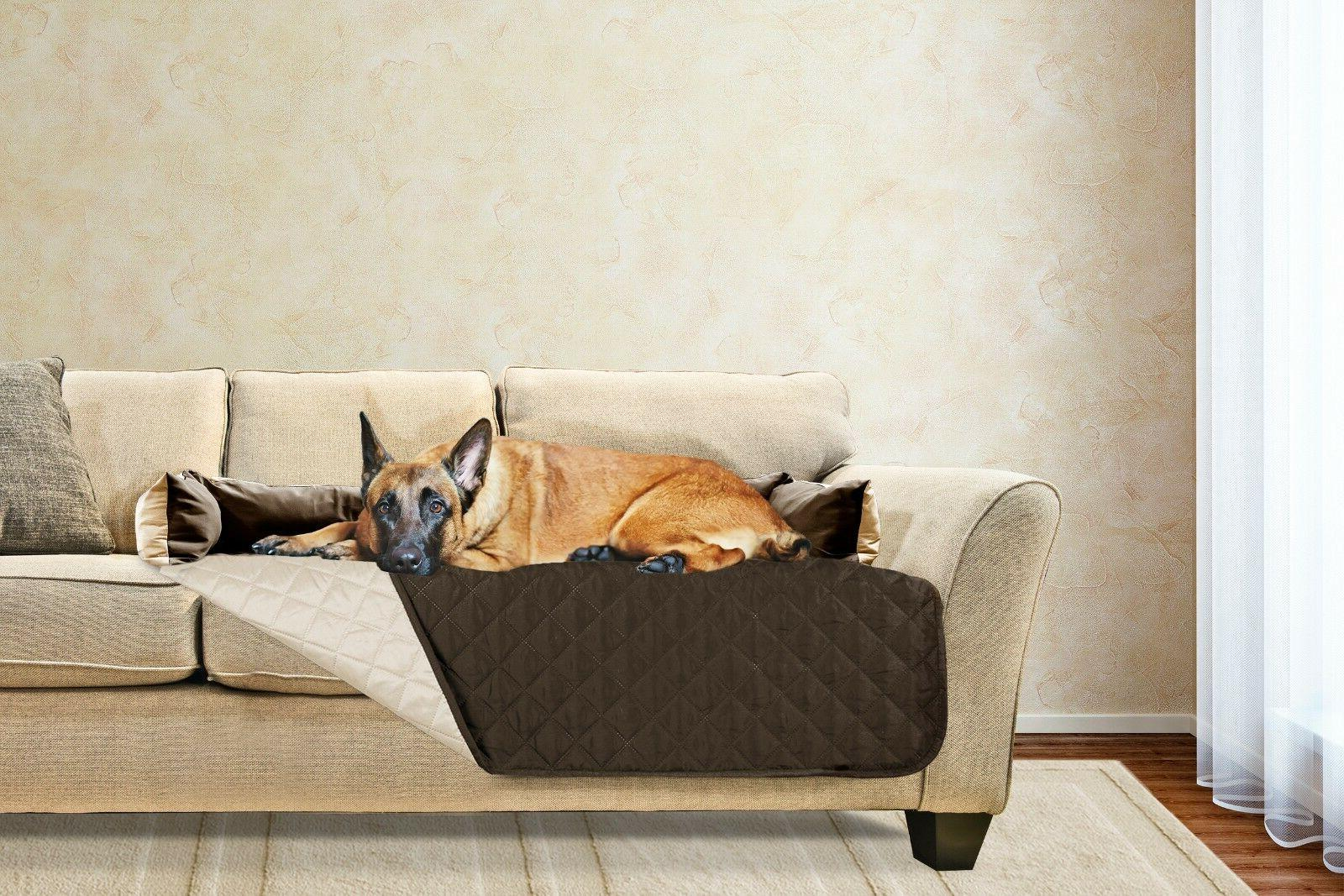 Incredible Furhaven Sofa Buddy Dog Bed Pet Bed Furniture Cover Machost Co Dining Chair Design Ideas Machostcouk