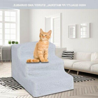 soft pet stairs and ramp cat step