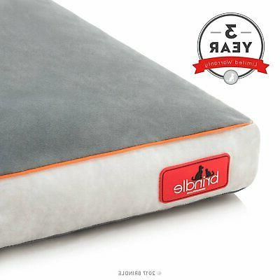 Brindle Foam Removable Washable Cover, x